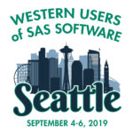 logo for WUSS 2019 conference in Seattle, Washington